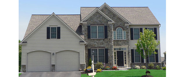Traditional homes winding hills new homes for Conventional homes